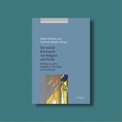 Buchcover des Buches: Die soziale Reichweite von Religion und Kirche