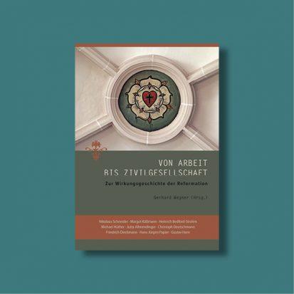 Buchcover des Buches: Von Arbeit bis Zivilgesellschaft