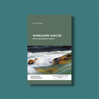 Buchcover des Buches: Wirksame Kirche