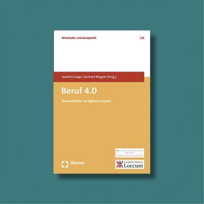 Buchcover des Buches: Beruf 4.0