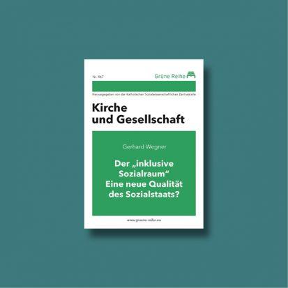 Buchcover des Buches: Kirche und Gesellschaft