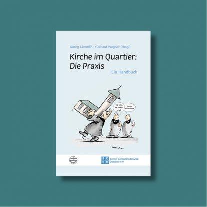 Buchcover des Buches: Kirche im Quartier: Die Praxis
